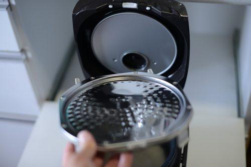 象印 炊飯器 IH式 極め炊き 5.5合 ブラウン NP-VN10-TA