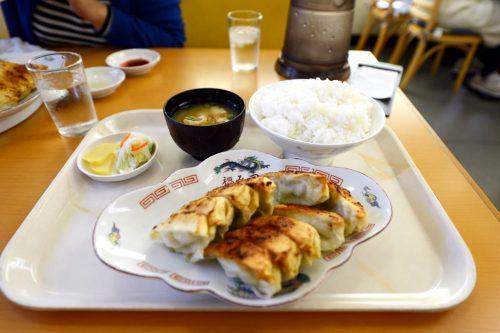 浜松餃子 福みつ